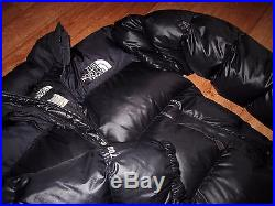 90's The North Face Nuptse 700 Down Filled Men's Jacket S