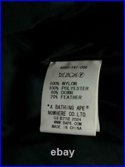 A Baignade Singe M Nylon Total Poignée 4860 141 006 Étiquette Taille Gilet Japon