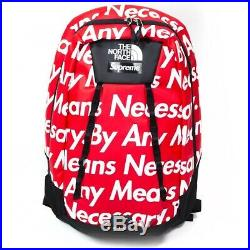 BackPack Supreme x The North Face Red