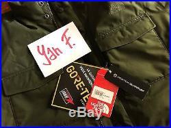 Blouson Veste The North Face Red Label Hoodoo Jacket Rosin Green Gore-Tex