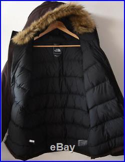 Doudoune The North Face Femme Marron Neuve Taille XL