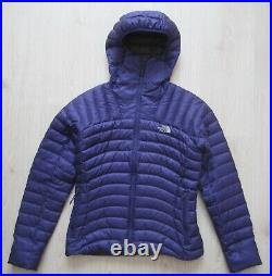 Doudoune The North Face W Hometown Hoodie Garnet Purple Femme Taille S NEUF