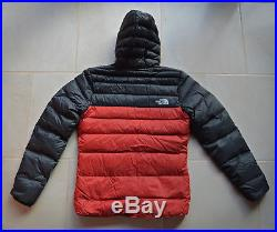 Doudoune The North Face West Peak Taille S cardinal red