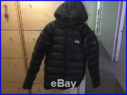 Doudoune north face hooded elysium homme taille L