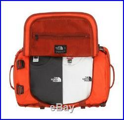 Duffle Sac a dos THE NORTH FACE Base Camp Duffel S Acrylic Orange FJ5