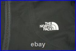 Femme The North Face Veste Gore-Tex Randonnée Camping Imperméable Noir S VAU152