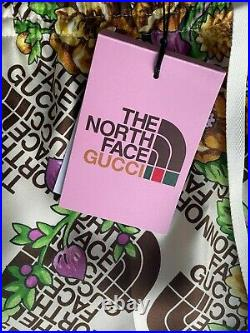 Gucci x The North Face Chemise & Short Taille 46IT