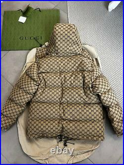 Gucci x The North Face Down Jacket New M