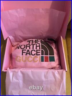 Gucci x The North Face sacoche