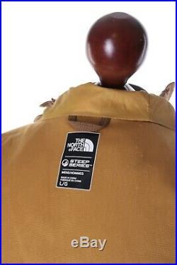 Homme The North Face Harrys Gore-Tex Forte Séries Beige Veste Extérieur Taille L
