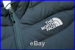 Hommes The North Face Veste 700 Pro Garni Duvet Chaud Hiver Léger S ZFA305