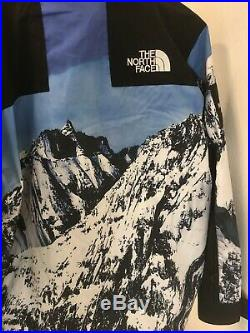 Jacket Supreme The North Face Mountain Fw17