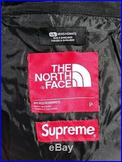 Jacket The North Face x Supreme map expédition atlas L tracksuit veste hoodies