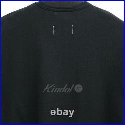 Junya Watanabe X La North Face 18AW Graphique T-Shirt Noir Taille COTON