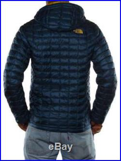 NORTH FACE M THERMOBALL HOODIE MONTEREY BLUE CMG9BH7 Winter Jacket Men