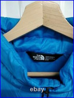 Neuf Hommes The North Face Trevail Doudoune UK Taille M Bleu Bas Veste