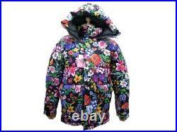 Neuf Manteau Gucci X The North Face 648858 M 40 Parka Doudoune Blouson Jacket