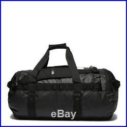 Neuf The North Face Sac De Voyage Extérieur Basecamp Medium Duffel Bag Noir