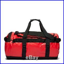 Neuf The North Face Sac de voyage Basecamp Duffel Bag (Medium) Rouge
