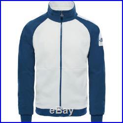 North Face 1990 Staff Hommes Veste Polaire Blue Wing Teal Vintage White