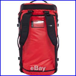 North Face Base Camp Large Unisex Bag Duffle Tnf Red Black One Size
