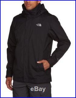 North Face Evolution II Veste Homme Noir FR XL (Taille Fabricant XL)