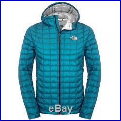 North Face Ful Zip Jacket Man Thermoball Vestes vêtements désinvolte T0CMG9-H0H