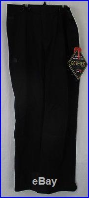 North Face Homme Dryzzle Fermeture Éclair Pantalon A3KSC Tnf Noir Taille 2XL