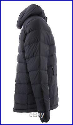 North Face M LA PAZ HOODEDBLACK Doudoune en plume d'oie hommes couleur noire