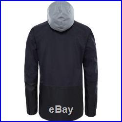 North Face Rambler Hommes Veste Blouson De Ski Black Zinc Grey Toutes Tailles
