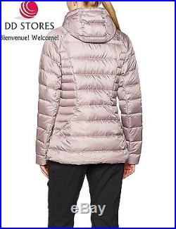 North Face Tonnerro Parka Femme Rose Rosa Quail Grey FR M Taille Fabricant