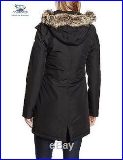 North Face Zaneck Parka Femme, Noir, FR M Taille Fabricant