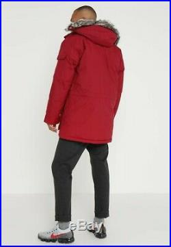 North face mcmurdo 2 rumba red