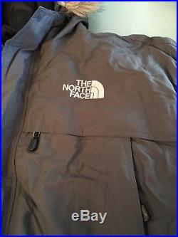Parka The North Face Mc Murdo Grise 3XL XXXL Etat proche du neuf