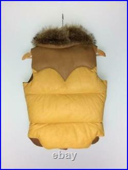 Rocky Mountain Lit de Plume 70S Véritable Fourrure 5 6 All-Leather Tag Taille Na