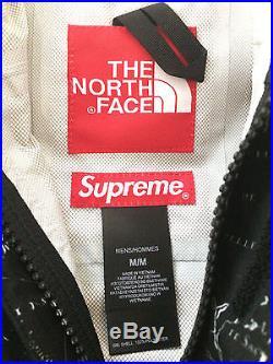 Supreme The North Face Venture Jacket Black M