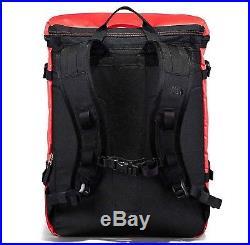 Sac à dos The North Face base camp fuse boîte logo sac à dos bag rouge red