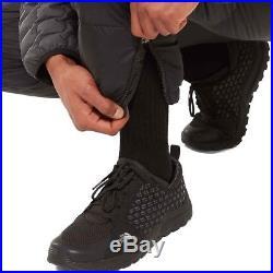 Salopette The North Face men's nuptse bavoir noir camouflage costume homme
