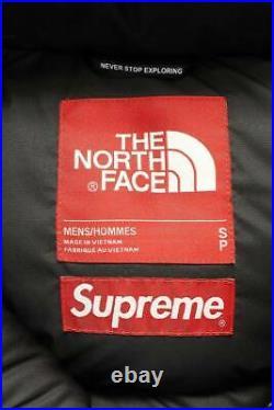 Supreme North Face 17Aw The Mountain Baltoro Taille Veste