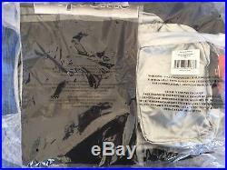 Supreme / North Face Metallic Shoulder Bag Silver/Sac Bandoulière Argenté Limité