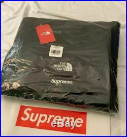 Supreme The North Face Arc Logo Denali Fleece Blanket Black SS19