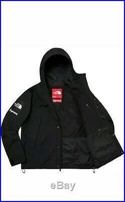 Supreme The North Face Arc Logo Jacket Black XL