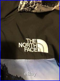 Supreme The North Face Baltoro Jacket M Box Logo Fox Racing Off White Nike Bape