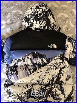 Supreme The North Face Baltoro Jacket Size M Box Logo Off White Nike Cdg
