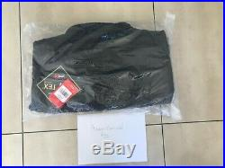 Supreme/The North Face Black Expedition Fleece Large