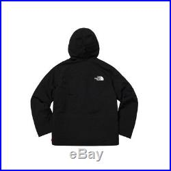 Supreme The North Face Expedition Jacket Black Large Tnf Fw18 Dswt