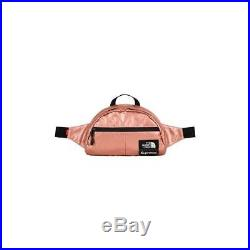 Supreme / The North Face Metallic Waist Bag Rose Gold Pink Ds Deadstock