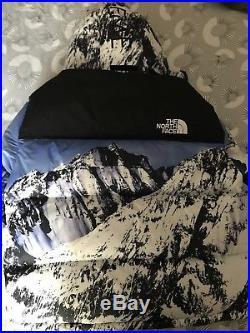 Supreme The North Face Mountain Baltoro Jacket Size M Box Logo Nike Off White Bk