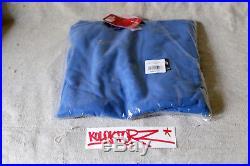 Supreme The North Face Mountain Crewneck Sweatshirt Tnf Blue Large Fw17 Bogo Sup