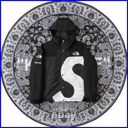 Supreme The North Face S Logo Mountain Jacket Black